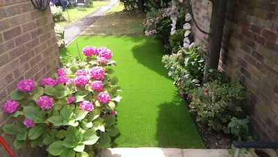 Artificial grass Battersea