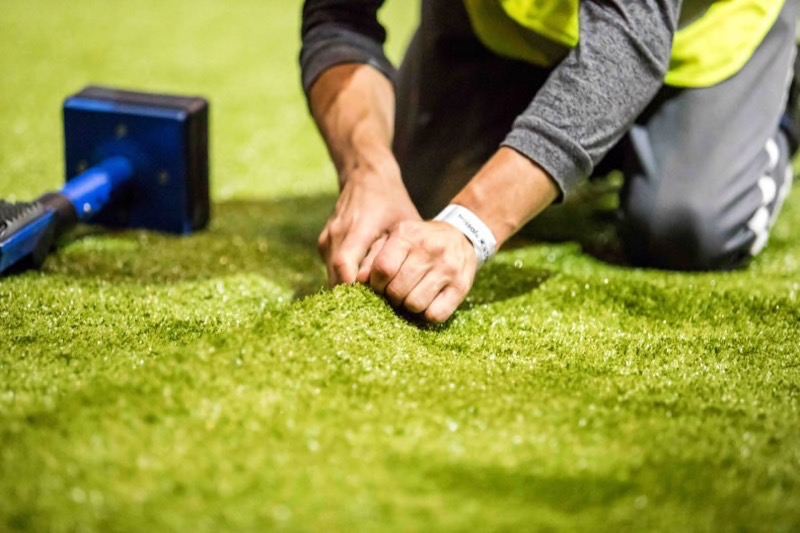 GRASSIfy, Artificial Grass in London, O2m Star Sixes