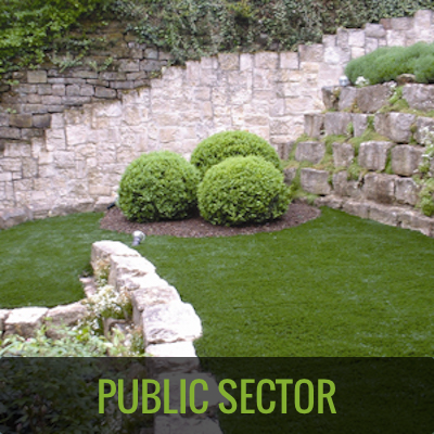 artificial grass applications